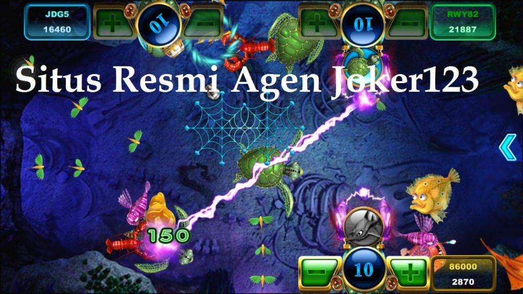 Situs Resmi Agen Joker123